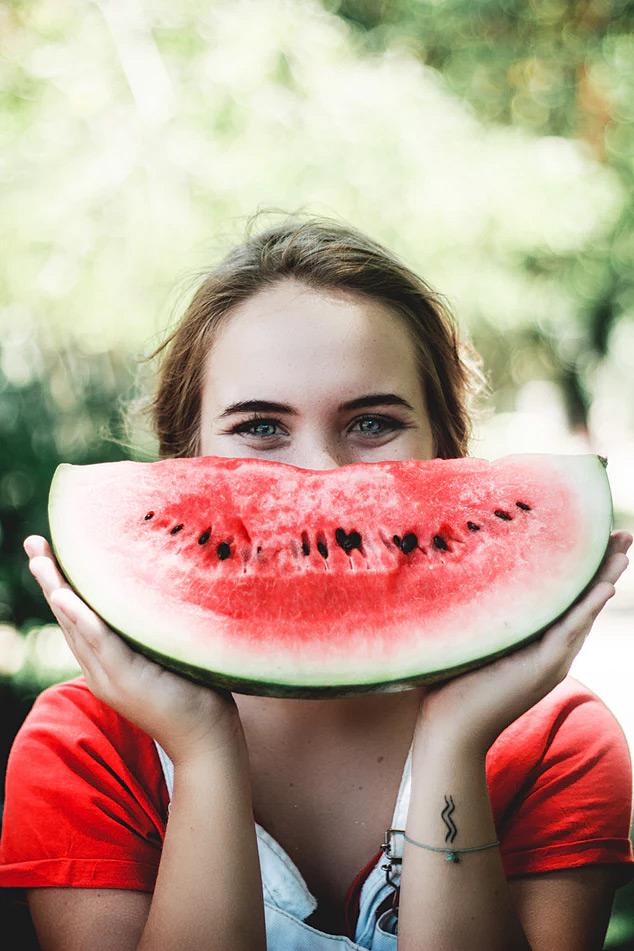 Smile-Watermelon